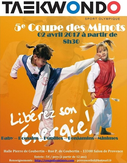 Coupe des Minots Salon